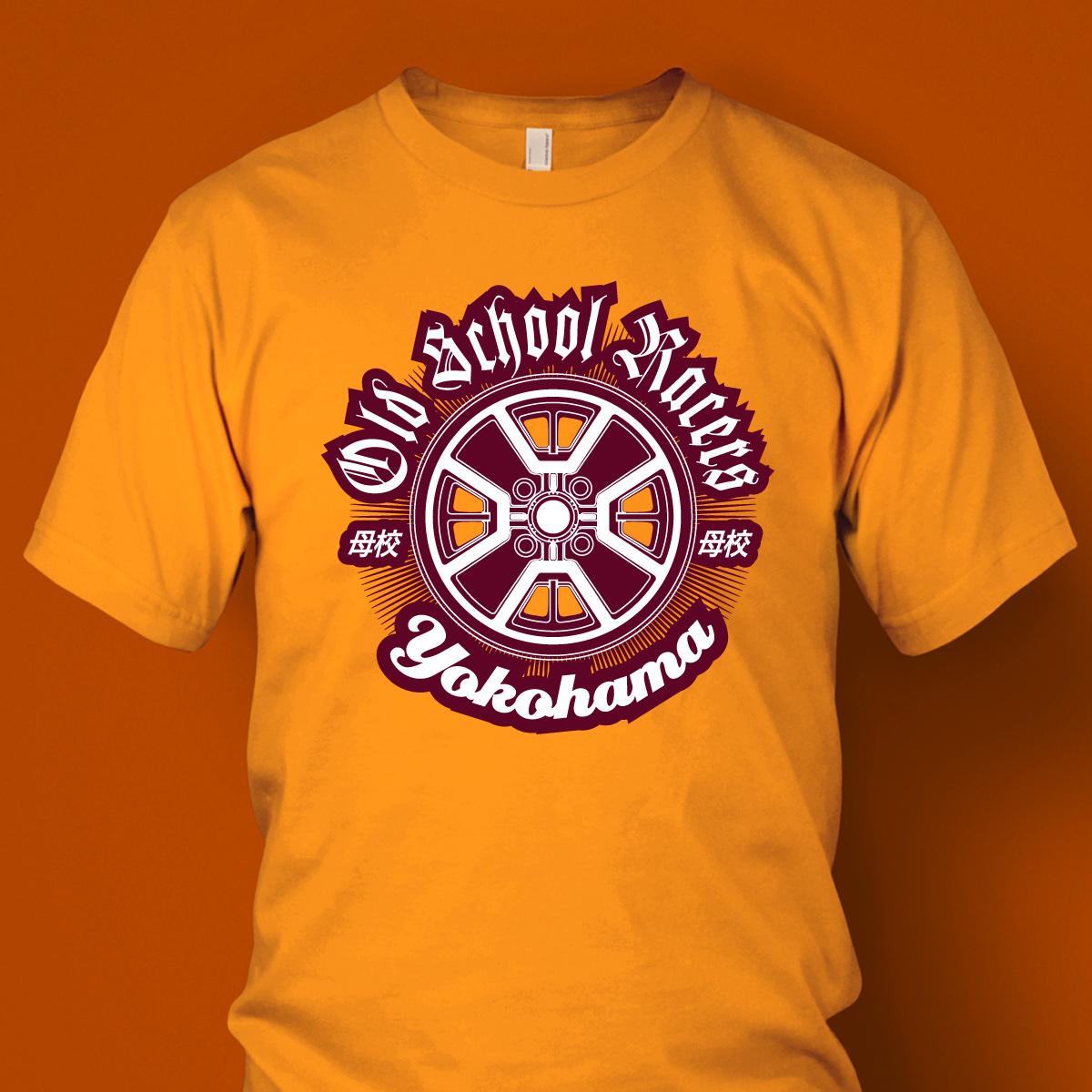 Tshirt design - A Car Club Tshirt Designed By Intrepid