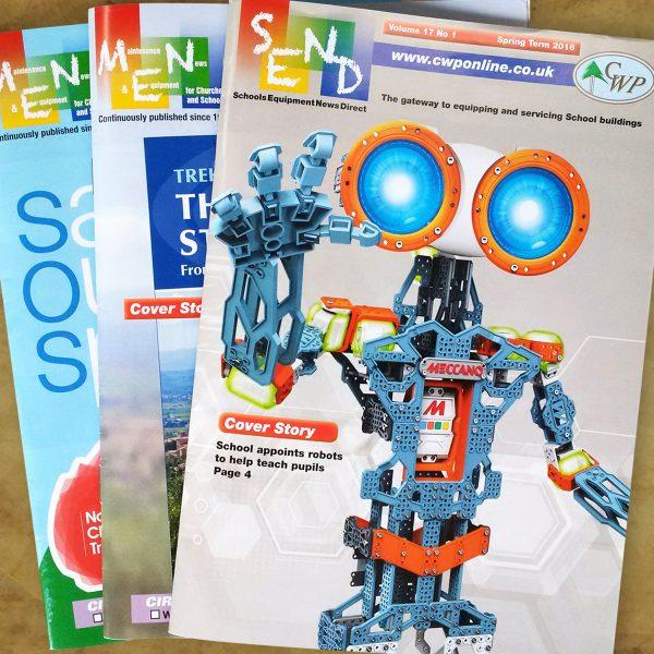 Magazine origination by Intrepid