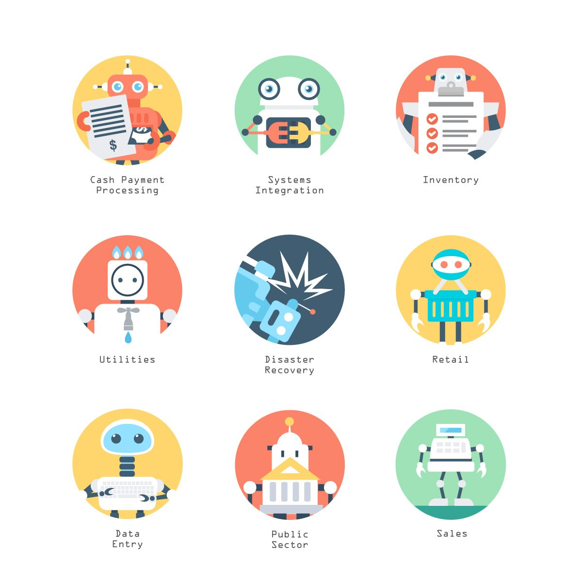 Icons designed to engage