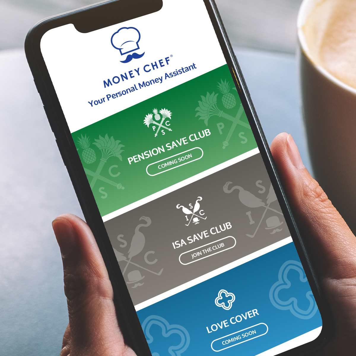 Financial planning app