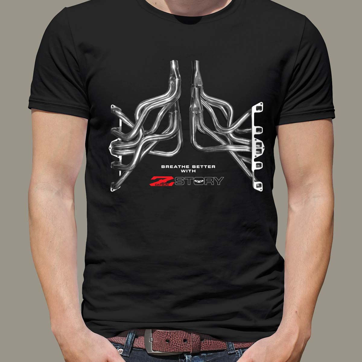Exhaust branding - Intrepid Design Associates